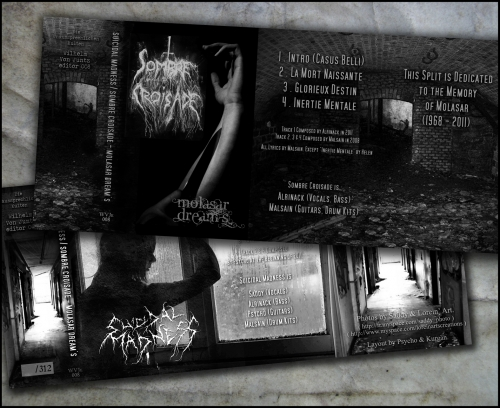 suicidal madness,sombre croisade,daughters of sophia,aven,cd,démo-k7s,demo-tape,black metal