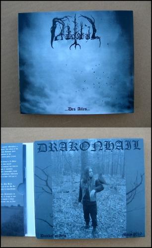 DRAKONHAIL, …Des ailes…, Dernier Bastion, Black Metal