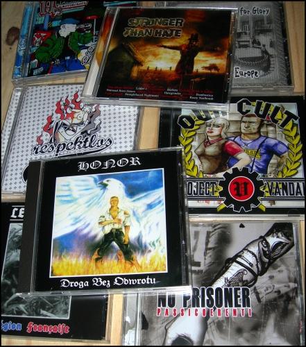 cds,cds d'occasion,rac,thrash metal,black metal,heavy metal,crossover,punk,oï!,street rock,skinhead,folk,néo-folk,angriff,bandeira de combate,better dead than red,bound for glory,chaos 88,dernier guerrier,eldgrim,empire falls,fehÉr tÖrvÉny,honor,legion 88,no prisoner,othala,project vandal,tsyrulnia,wewelsburg
