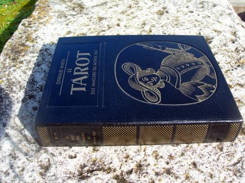 moyen-âge,tarot,tarots,oswald wirth,ésotérisme,livre,livres