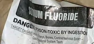 fluor,dentifrices au fluor,dentifrices,eaux minérales,dociles et serviles,lobotomie légère,santé,monde en perdition