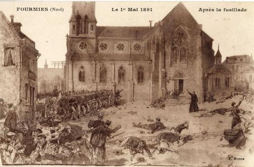 premier mai,1er mai,fête du travail,haymarket square,jules guesde,maréchal pétain,pétain,muguet,daniel mayer