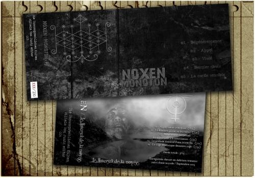 noxen,monoton,le linceul de la noyée,black metal,ambiant,d.u.k.e,wvje,nox,nocturne