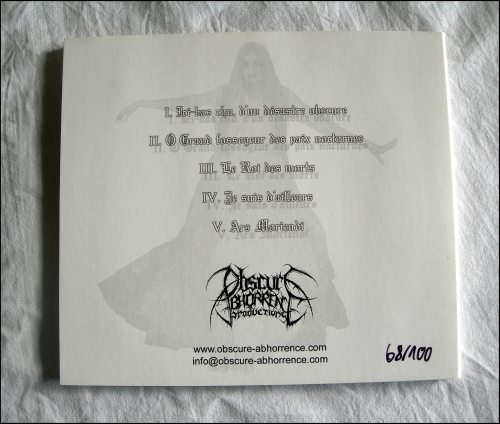 enfeus lodge,concilium,seigneur voland,o.t.a.l,black metal