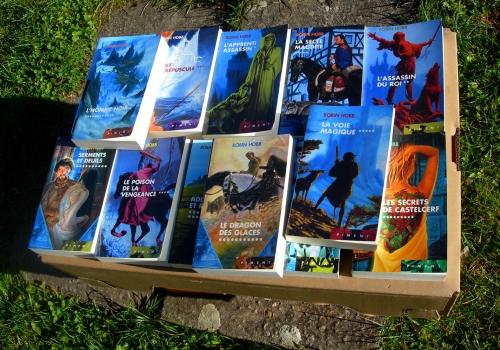 robin hobb,l'assassin royal,cycle de l'assassin royal,fantasy,heroic-fantasy,saga,fitz chevalerie,castelcerf,royaume des six-duchés,livres