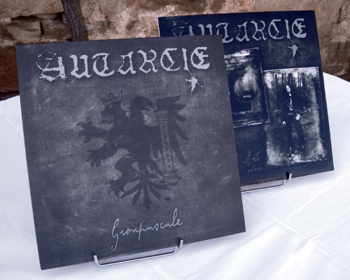 Autarcie, Groupuscule, LP, Dernier Bastion, Black Metal, vinyl