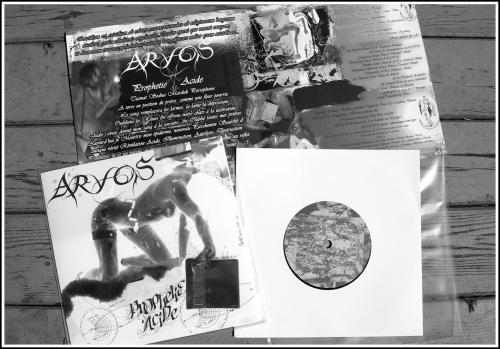 aryos,7'ep,prophétie acide,drakkar