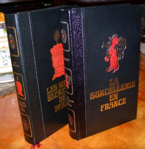 sorcellerie,nuits secrètes,jules garinet,guy breton,livres