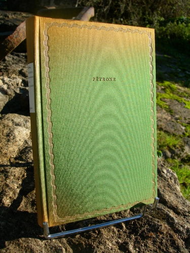 petrone,satiricon,livre,livres