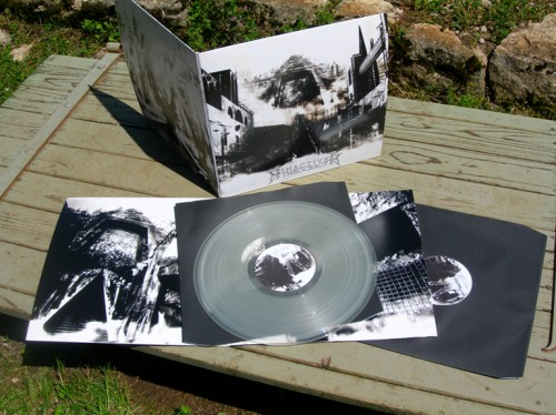 Reverence, vinyls, 2011, Inactive Theocracy