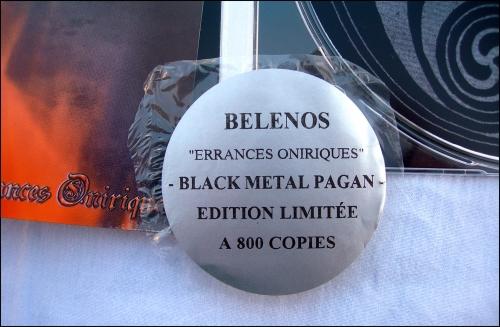 belenos,errances oniriques digipack sacral,sacral,pagan black metal
