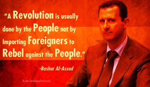 syrie,politique
