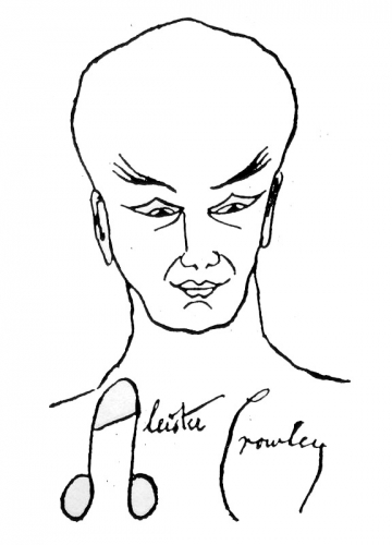 aleister crowley,fragments sataniques,philippe pissier