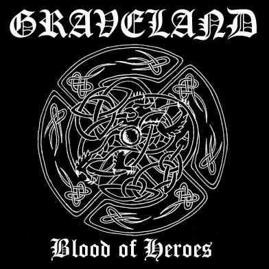 graveland,blood of heroes,vinland winds,7'ep,vinyl,pagan black,black metal,rob darken,collector,i am what they fear